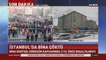Zeytinburnu'daki bina neden çöktü?