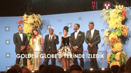 Golden Globe Ödül Töreni'ni yerinde izledik!
