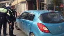 Çaldıkları otomobil içinde uyuyakalan hırsızlar
