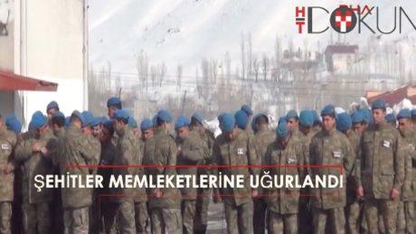 Bitlis'te çatışma: 2 şehit