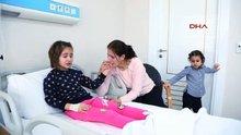 Talasemi hastası 9 yaşındaki Rojin'in yürek burkan klibi