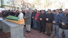 5 yaşındaki Mehmet Kaan'ın cenazesi toprağa verildi