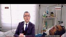 Kas hastası Ersin'in azmi