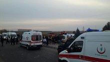 Diyarbakır'da polise saldırı: 1 şehit 9 yaralı