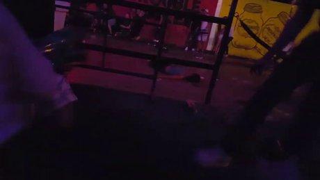 Gece kulübüne silahlı saldırı!