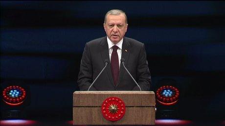 Erdoğan'dan Reina açıklaması Kimsenin yaptığı yanına kar kalmayacak