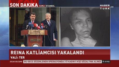Vasip Şahin'den Reina saldırganı açıklaması: Terörist suçunu kabul etti