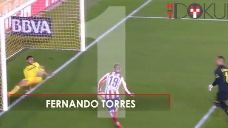 2003'ten 2017'ye Torres'in en güzel golleri