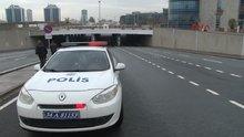 Anadolu Adliyesi'nde polis incelemesi
