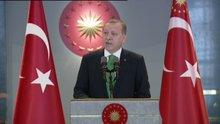 """Cumhurbaşkanı Erdoğan """"Devletin işlerliğinde bir patinaj var"""""""