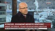 Başbakan Yardımcısı Mehmet Şimşek Davos'tan açıkladı