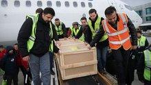 Düşen uçaktaki mürettebatın cenazeleri yurda getirildi