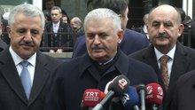Binali Yıldırım'dan MHP'li bakan iddiasına yanıt