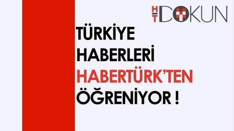 Türkiye'nin en etkili gazetesi Habertürk!