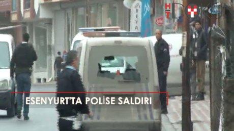 Polis, Esenyurt saldırganının attığı çantayı inceliyor