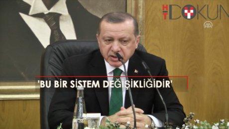 """Erdoğan: """"Milletimizin vereceği karar bizim için baş göz üzerinedir"""""""