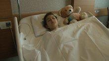 Skolyoz hastası Hasret hayallerine kavuştu