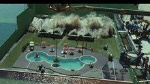 Yapay tsunami yaptılar