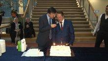 Cumhurbaşkanı Erdoğan'ın manevi oğlu İbo'ya doğum günü sürprizi