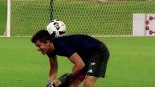 Lewandowski'den idmanda şık hareketler