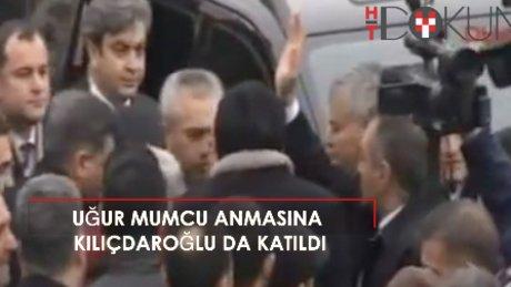 Kılıçdaroğlu, Uğur Mumcu'yu anma töreninde
