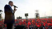 Cumhurbaşkanı Erdoğan, referandum için meydanlara iniyor