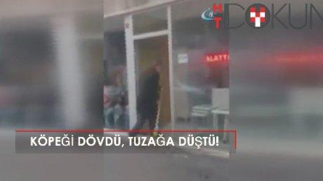 """Maltepe'de köpeği döven şahıs: """"Pişmanım, bana kumpas kurdular"""""""