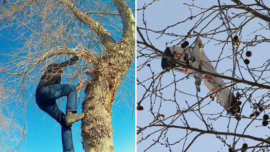 Adana'da drone alarmı
