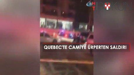 Kanada'da camiye saldırı: 6 ölü, 8 yaralı