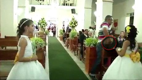 Düğünü kana buladı