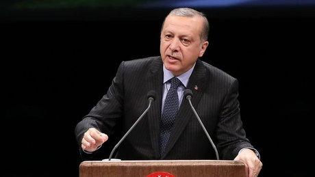"""Cumhurbaşkanı Erdoğan: F klavye kullanılması için genelge yayınlamıştım"""""""