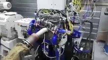 Yerli İHA motorunun görüntüleri yayınlandı