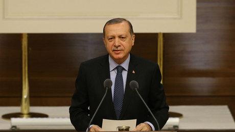 Cumhurbaşkanı Erdoğan:'Komşunu al gel' kampanyasını başlatıyoruz