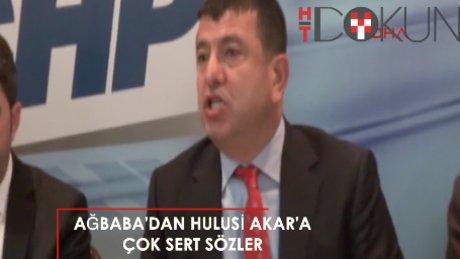 CHP'li Veli Ağbaba: 'Akar Kardak'ta siyasi şov yapmasın!'