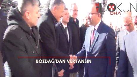 Bozdağ: Almanya, Türkiye'nin iade talebine olumlu bakmıyor