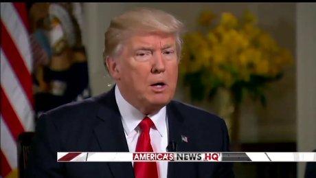 Trump: ABD'nin masum olduğunu mu düşünüyorsun?