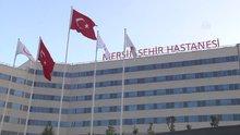 Mersin Şehir Hastanesinde 2 günde 8 bin 650 hastaya hizmet