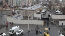 Taksim Camisi için hazırlıklar başladı
