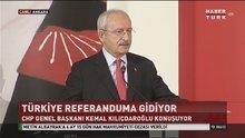 """""""Yurttaşlarım Türkiye'nin ve kendi geleceğini düşünerek oy kullanmalı"""""""