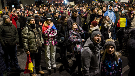 """Romanya'daki protestolar ve Balkanlar'da """"bahar"""" senaryoları"""