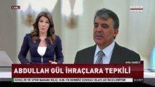 Abdullah Gül'den KHK ihraçlarıyla ilgili açıklama