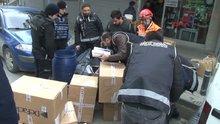 İstanbul'da PKK'nın finans kaynaklarına hava destekli operasyon