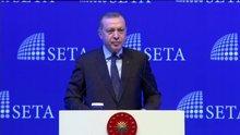 Cumhurbaşkanı Erdoğan: Biz sistem mücadelesi veriyoruz