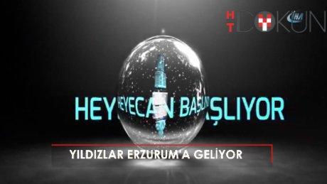 Avrupa Gençlik Olimpik Kış Festivali heyecanı Erzurum'da