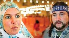 Kızılderili çift Müslümanlığı seçti!