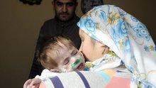 Kalp hastası minik Abdulkadir yardım bekliyor
