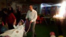 Tay-Sachs hastası minik Azra kritik yaşa girdi