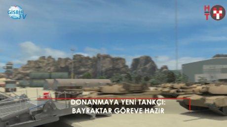 Donanmaya tankçı: Bayraktar göreve hazır