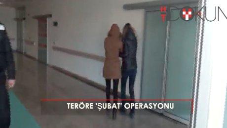 Türkiye çapında büyük terör operasyonu
