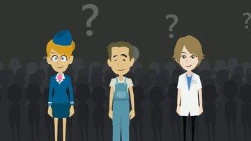 Aynı parayı kazanacak olsanız, hangisi olmak isterdiniz?